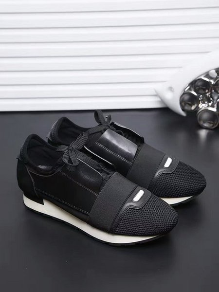 DESIGNER SHOES MENS CASUAL SHOES 2019 NEW BRAND CHEAP FASHION FLATS RUNNERS RACER LUXURY SHOES WOMENS