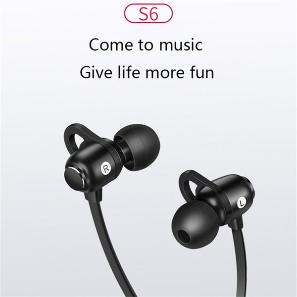 Bluetooth Wireless Earphone With Mic HD High Sound Sport Bass Headphones  Headset Stereo For Mobile Phone Best Earbuds Under 50 Best Headphones Under
