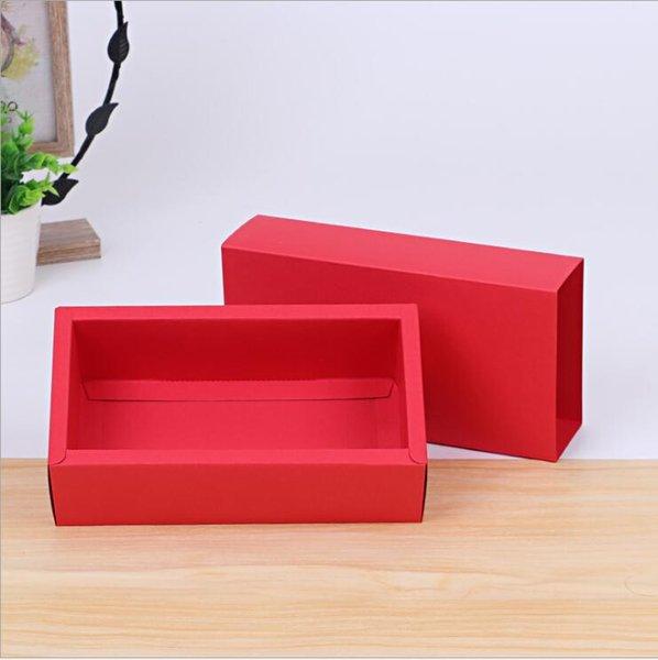 tous 9x6x4cm intérieur rouge