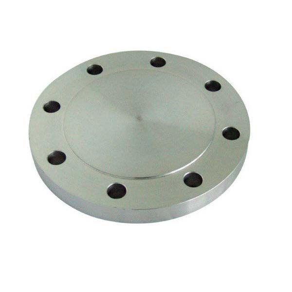 ASTM / ANSI B16.5 flangia a collo in lega di titanio ASME B16.47 Ti6Al4V ELI flangia a boccola flangia in titanio grande diametro