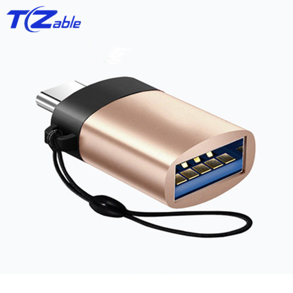 Type-C To USB3.0 Adapter Converter Cable Male To Female Adapter For Huawei For Millet For Samsung Mobile Phone Computer Can Be Used