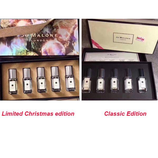 Dropshipping Top Quality Jo Malone London perfume homens perfume colônia perfumes fragrâncias para as mulheres 5 * 9 ml