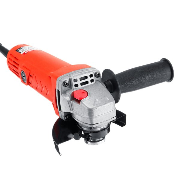 650w 11000rpm electric angle grinder 100mm grinding machine metal cutting tool