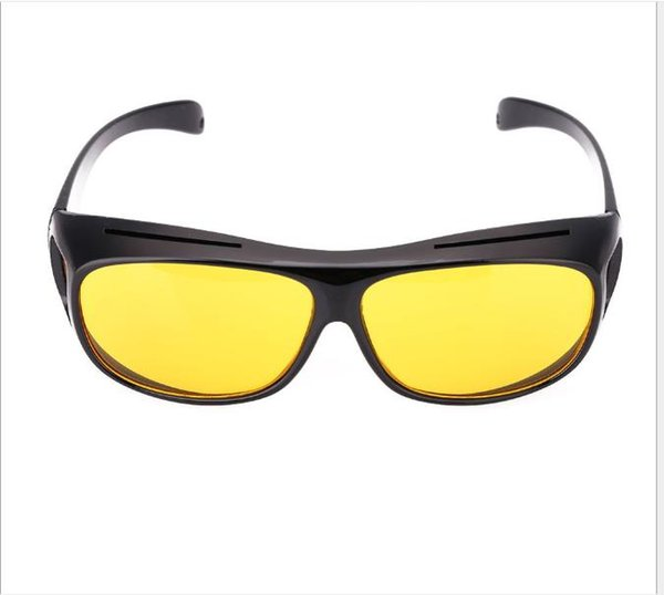 Night vision HD Vision Wrap Arounds TV multifunctional Sunglasses