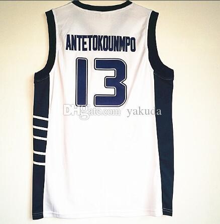 13 anetokounmpo