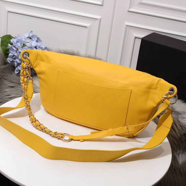 top popular New Fashion Designer Women Handbags Strap Crossbody bags Genuine Leather Large Chest bag High Quality Shoulder Bags Pruse Tote Bags Handbags 2019