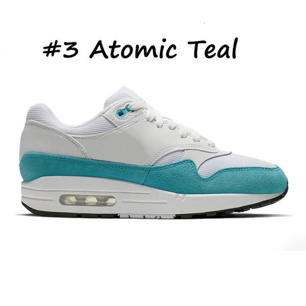 3 Atomic Teal