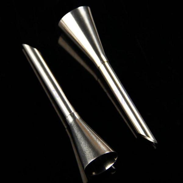 FACEMILE 3 * 2шт. Кремовый наконечник для обледенения труб из нержавеющей стали Слойка с соплом для выпечки Набор кондитерских изделий Подарочный инструмент Sugarcraft