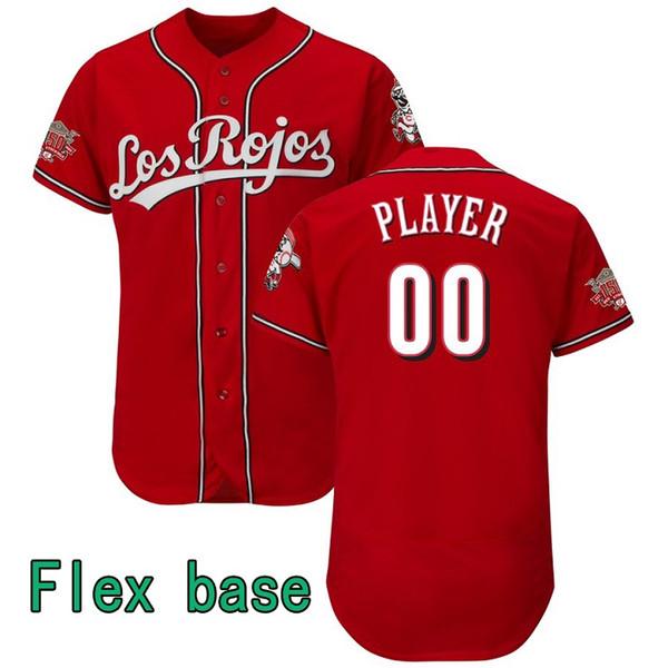 red flexbase