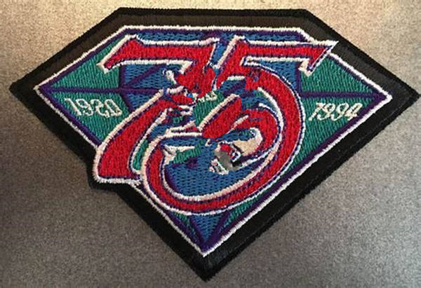 75TH patch
