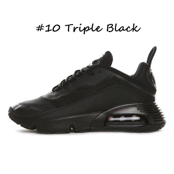#10 Triple Black