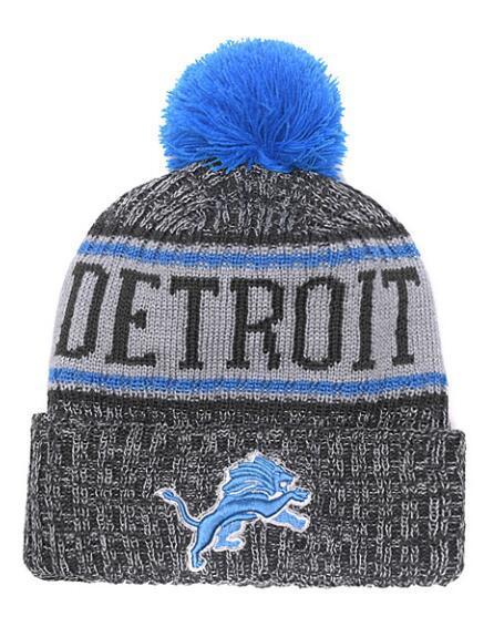 2019 New HOT Selling Men Women Winter Lions Fashion Beanies Brand Fans Hip Hop Baseball Cuffed Knit Caps xxx Skull Out Door Beanie Hats