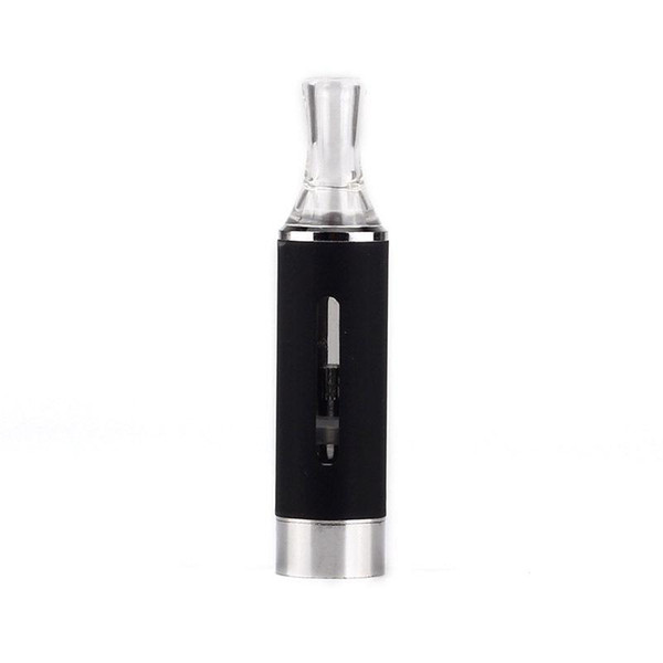 Newest Colorful MT3 VAPE Tank Vaporizer Clearomizer 2.4ml For Electronic Cigarette PEN 510 Thread EGO T EVOD Battery High Quality DHL