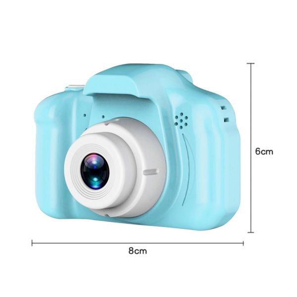 X2 Kinderkamera Blau