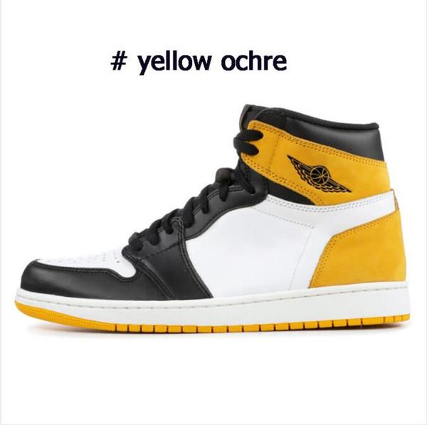 ocre amarillo con simbolo amarillo