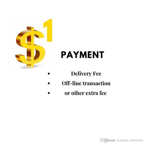 Un enlace de pago de un dólar para clientes valiosos, enlace especial, enlace de tarifa adicional, pago después de la comunicación, puede pagar aquí (1 PCS = 1 USD)
