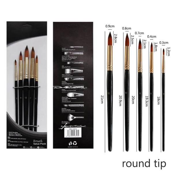 round tip