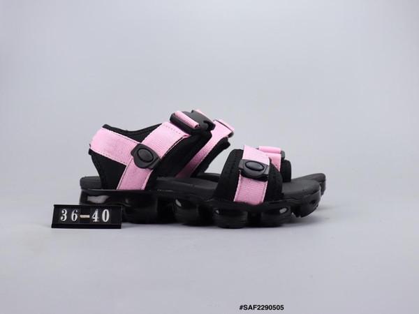 2019 Marka Sandalet Ayakkabı Tasarımcısı Terlik Terlik Rahat ayakkabılar Mens Tasarımcı Gerçek Kadın Terlik Olabilir Hip Hop Sokak Boyutu 36-44