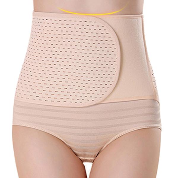 Body Shaper Tummy Trimmer Waist Cincher Shapewear Girdle Corset Slimming Belt Bamboo Fiber Slim Bands