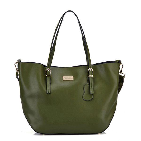 New Women Handbag Genuine Leather Women Bag Tote Large Capacity Shoulder Messenger Bag Casual Tote Women Handbags Bolsa Feminina