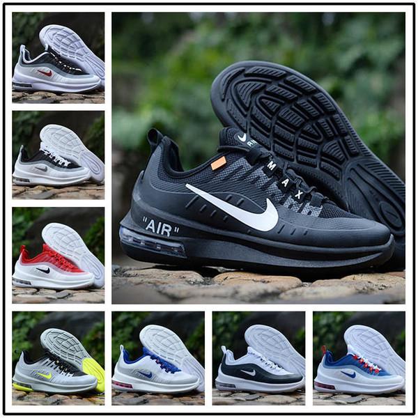 Compre Com Relógio Do Esporte Homens 2019 AXIS Nike AIR MAX 98 Shoes Men Women Gundam Maxes Esportes Running Shoes Mulheres 98s Branco Azul Preto Ar