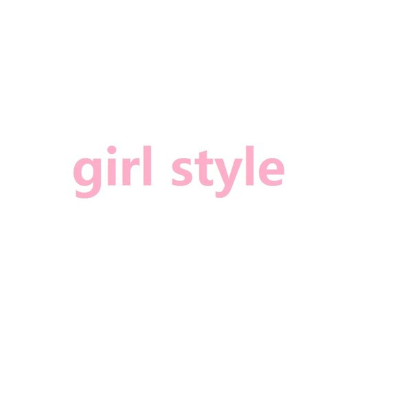 Девушка стиль