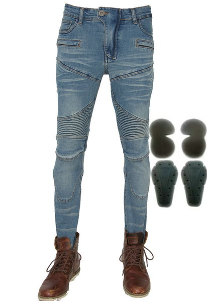 Pantalones azules N Bpads