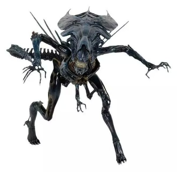 "So Cool NECA Big 50cm/15"" Aliens Alien Queen Deluxe Boxed PVC Action Figure Limited Edition Collection Model Toy kids child Gift"