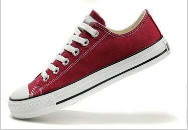 a1 NOUVEAU Nouveau unisexe bas-Top Haut-Top Adulte Femmes # 039; s étoile chaussures de toile 13 couleurs lacées Chaussures Casual Chaussures de l'espadrille de détail A92