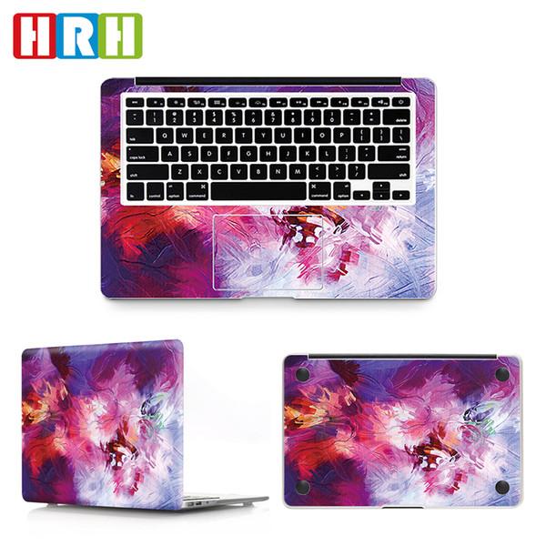 3in1 Graffiti Design Laptop Skin Vinyl Decal Sticker for Macbook Air A1932 Case 2018 11 12 13 15
