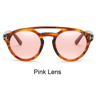 렌즈 색상 : 핑크 렌즈