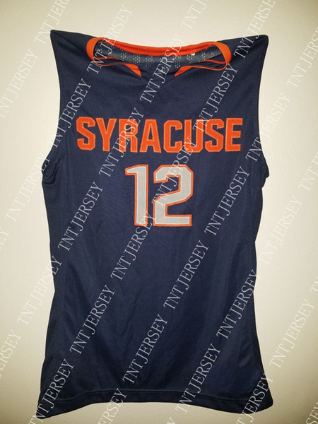 2019 Cheap Custom Syracuse Orange Collage Basketball Jersey Stitched Customize Any Number Name Men Women Youth Xs 5xl From Tntjersey 18 53
