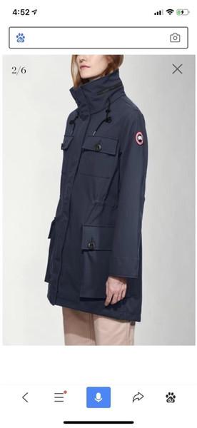 2019 femmes de la marque de vêtements décontractés Veste Down Manteaux wpmen extérieur hiver chaud femmes plumes manteau d'hiver Vestes outwear parkas 259