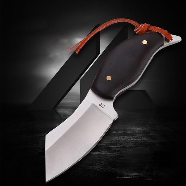 Yeni sıcak satış Açık kamp ekipmanları taktik bıçak açık survival bıçak bıçak freee nakliye toptan fiyat EDC Toplayın araçları