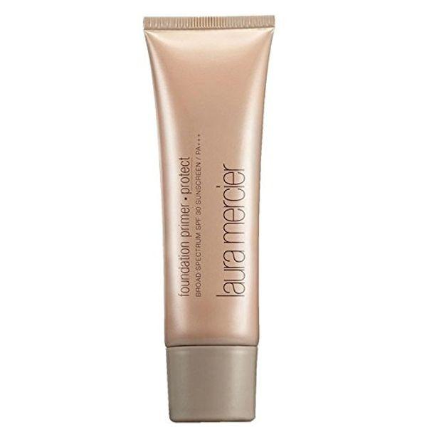 Maquillaje Laura Mercier Fundación Primer Aceite Fre Resplandor Protect 30 Base de maquillaje corporal 50ml Natural larga duración nave libre de DHL