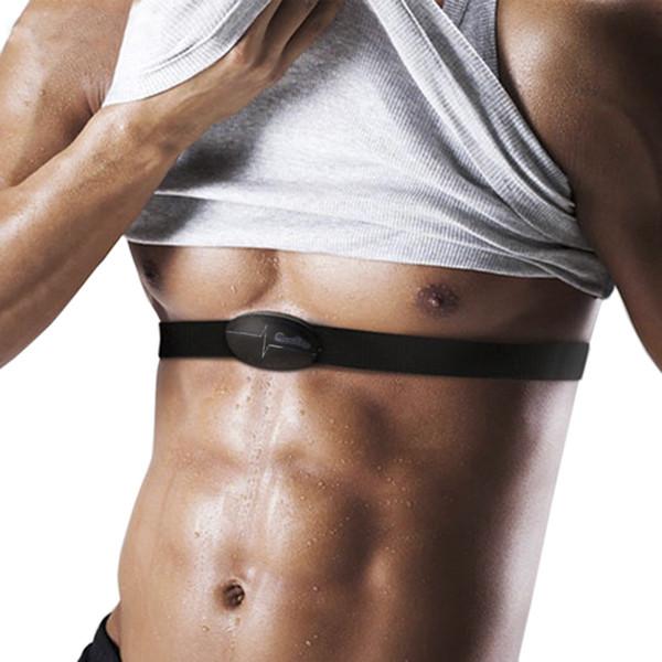 CooSpo H6 Outdoor Fitness Sport Bluetooth 4.0 ANT Herzfrequenz Smart Sensor Brustgurt