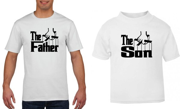 The Father Baby Grow Combo Mens T-Shirt Father/'s Day Present Gift Kids Child