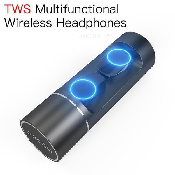 JAKCOM TWS Multifunctional Wireless Headphones new in Headphones Earphones as w08 smart watch prato para bolo qin 2