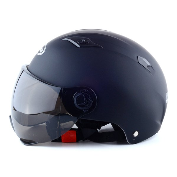 Nuoman328 Motorcycle Helmet Scooter Open Face Half Baseball Cap Anti-UV Safety Hard Hat Motocross Helmet Multiple Color Protect Casque De Mo