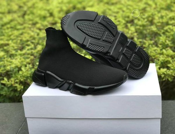 gdgd speed runner trainer sock boots Zoom Slip-on Speed Trainer Low Mercurial XI Black High Fashion help Socks shoes Sneakers 35-48