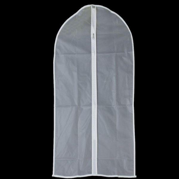 Venta al por mayor- SZS Ropa para prueba de polvo caliente / Traje / Ropa / Vestido con bolsa transparente (45 * 70 cm)