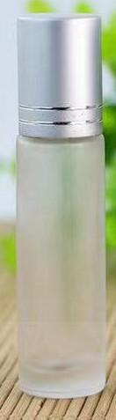 Матовый Clear + металлический шар