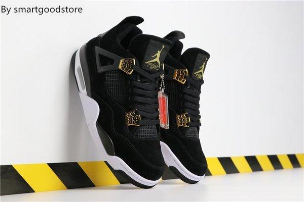 AJ 4 Top besten Schuhe OG Mens High Mid Low Basketball Turnschuhe der Frauen Luft Warm 308497-032 224jordanBlack