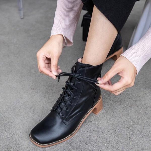 Yüksek Kalite Düşük Üst Nefes tarzı Moda Vahşi Son Kadınlar tasarımcı Martin çizmeler Kaymaz taban boyutu direkt 35-40 ayakkabı fabrikası