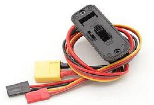 JST XT60 Switch 1pcs