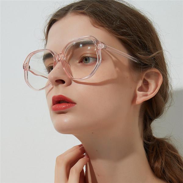 Serin kadın Güneş Gözlüğü Şeker Renk Göz Büyük Çerçeve erkek Güneş Gözlüğü Retro Gözlük Sürüş Ayna Sunglas Sürüş Ayna güneş gözlüğü