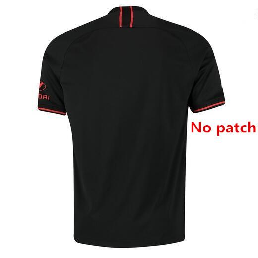 Away + No patch