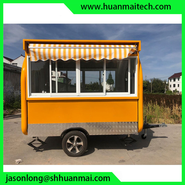 Mobile Food Trailer Catering Van Food Truck Parts Cars Parts Cars For Sale  From Shhuanmai, $4900 0| DHgate Com