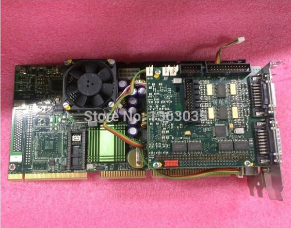 Trabajo 100% probado perfecto para EMS DHL 786LCD / MG PCBno: 20100203 placa base industrial CPU Card
