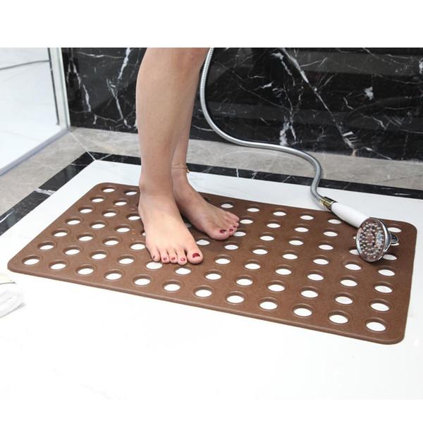 Acheter Tapis De Baignoire Antidérapants Ventouse Douche Salle De Bains  Toilette Plancher Tapis Moelleux Baignoire Tapis Salle De Bain Moelleuse  Tapis ...